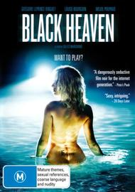 Black Heaven on DVD