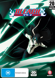 Bleach Collection - 20 on DVD