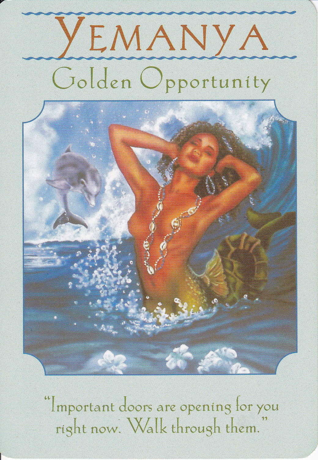Goddess Guidance Oracle Cards (Deck & Guidebook) by Doreen Virtue image