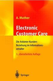 Electronic Customer Care by Andreas Muther