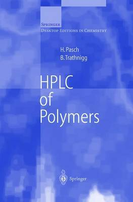 HPLC of Polymers by Harald Pasch