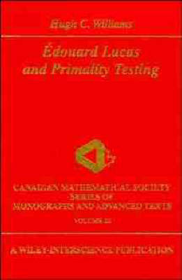 Edouard Lucas and Primality Testing by Hugh C. Williams image