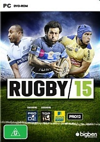 Rugby 15 for PC image