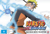 Naruto Shippuden Rasengan Movie Collection DVD