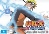 Naruto Shippuden Rasengan Movie Collection on DVD