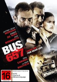 Bus 657 on DVD
