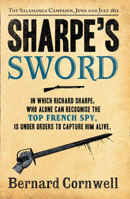 Sharpe's Sword by Bernard Cornwell