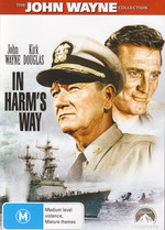 In Harm's Way on DVD