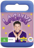The Wiggles: Lachy! on DVD