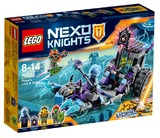 LEGO Nexo Knights: Ruina's Lock & Roller (70349)