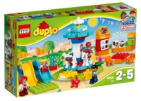 LEGO DUPLO: Fun Family Fair (10841)