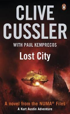 Lost City (Numa Files #5) by Clive Cussler image