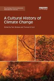 A Cultural History of Climate Change image