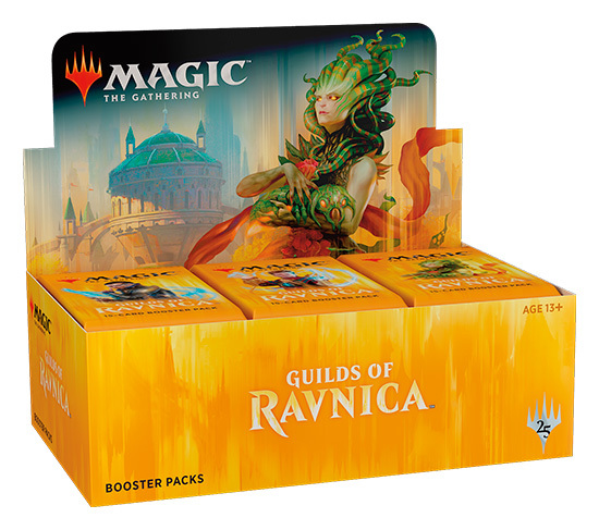 Magic The Gathering: Guilds of Ravnica Booster Box image
