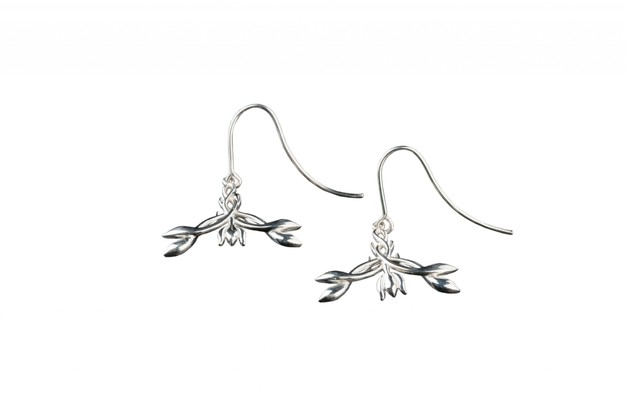 The Hobbit: The Desolation of Smaug: Elven Earrings