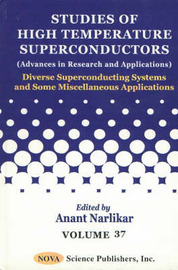 Studies of High Temperature Superconductors, Volume 37 image