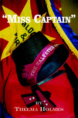 Miss Captain by Thelma Holmes image