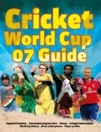 Cricket World Cup 07 Guide by Chris Hawkes image