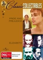 Pride And Prejudice / Elizabeth on DVD