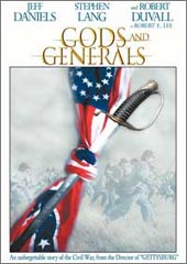 Gods And Generals on DVD
