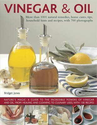 Vinegar and Oil by Bridget Jones