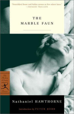 The Mable Faun by Nathaniel Hawthorne