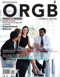 Orgb 2011 Edition (with Review and Subscription Cards) by Debra L Nelson image