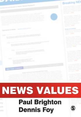 News Values by Paul Brighton image