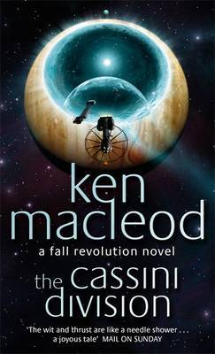 The Cassini Division by Ken MacLeod image