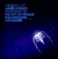 The Music of James Horner by City of Prague Philharmonic Orchestra