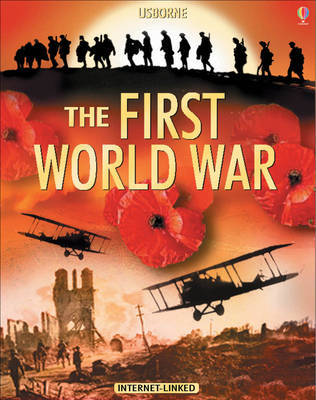 First World War by Henry Brook image