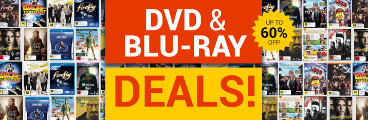 DVD and Blu-ray Specials