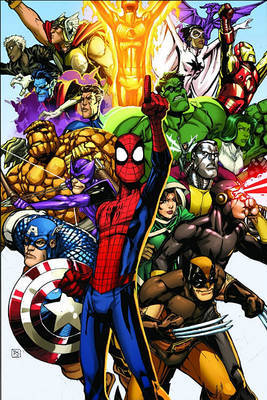 Spider-Man and the Secret Wars by Paul Tobin