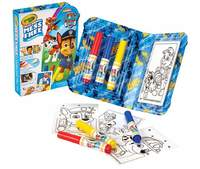 Crayola: Color Wonder Mess Free Mini Travel Pack - Paw Patrol