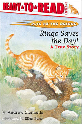 Ringo Saves The Day! by Andrew Clements