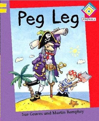 Peg Leg by Sue Graves image