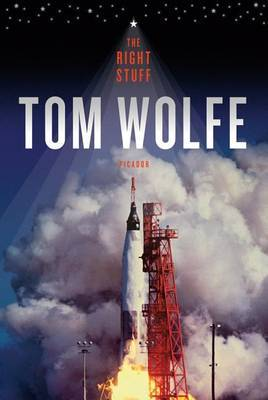 The Right Stuff by Tom Wolfe image