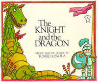 The Knight and the Dragon by Tomie de Paola