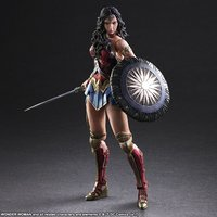 Wonder Woman (Movie Ver.) - Play Arts Action Figure