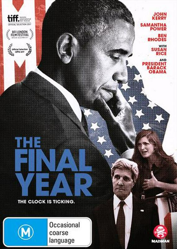 The Final Year on DVD