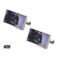 Star Wars: Darth Vader - Rectangular Cufflinks