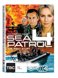 Sea Patrol - Series 4: The Right Stuff (4 Disc Set) DVD