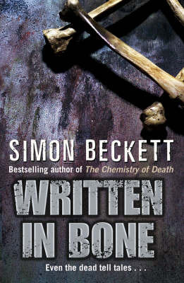 Written in Bone by Simon Beckett image