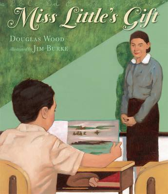 Miss Little's Gift by Douglas Wood image