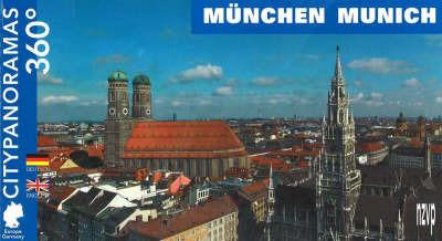 Munich by Helga Neubauer