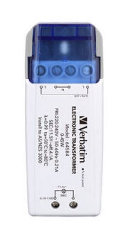 Verbatim LED Electronic Transformer / Driver for 12v 50w Lamps