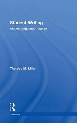 Student Writing by Theresa M Lillis image