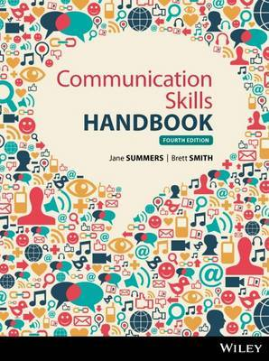 Communications Skills Handbook by Jane Summers
