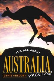 It's All About Australia, Mate by Denis Gregory image