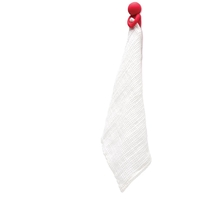 Monkey Business: Modesto Towel Holder (Red)